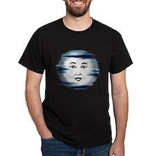 Blue Moon Face T-Shirt