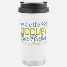 Occupy Bar Harbor Stainless Steel Travel Mug