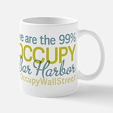 Occupy Bar Harbor Mug