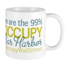 Occupy Bar Harbor Mug