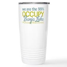 Occupy Banja Luka Travel Coffee Mug
