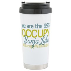 Occupy Banja Luka Travel Mug