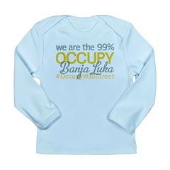 Occupy Banja Luka Long Sleeve Infant T-Shirt
