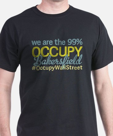 Occupy Bakersfield T-Shirt