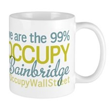Occupy Bainbridge Island Mug