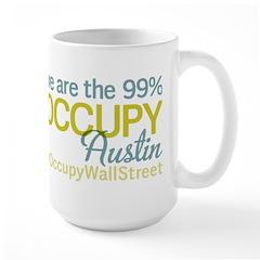 Occupy Austin Mug