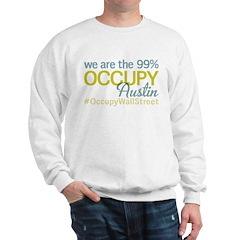 Occupy Austin Sweatshirt