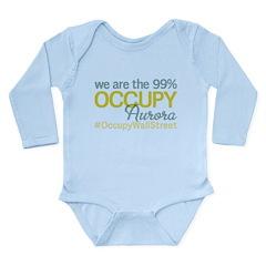 Occupy Aurora Long Sleeve Infant Bodysuit