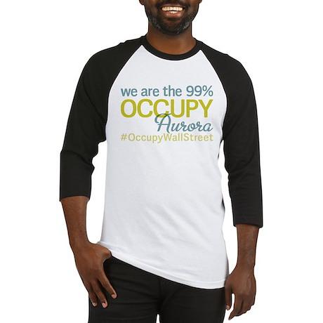 Occupy Aurora Baseball Jersey