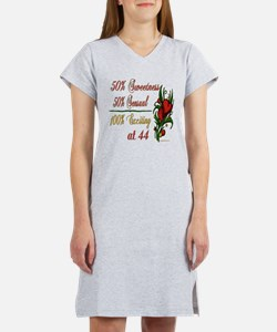 Exciting 44th Women's Nightshirt