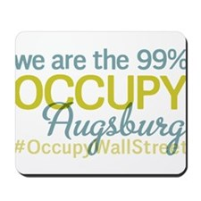 Occupy Augsburg Mousepad