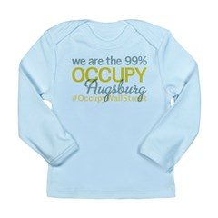 Occupy Augsburg Long Sleeve Infant T-Shirt