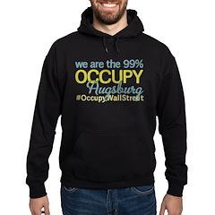 Occupy Augsburg Hoodie