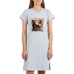 Is It Real? Women's Nightshirt