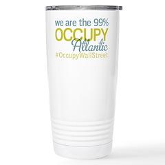 Occupy Atlantic City Travel Mug