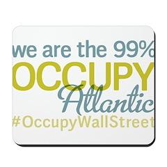 Occupy Atlantic City Mousepad