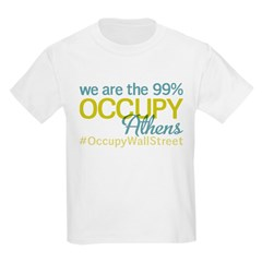 Occupy Athens T-Shirt