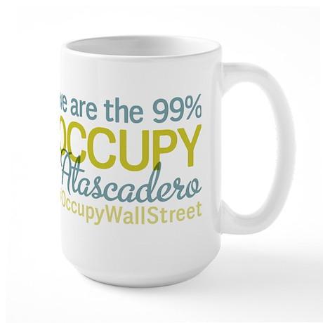Occupy Atascadero Large Mug