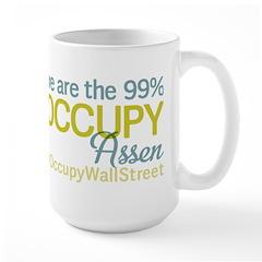 Occupy Assen Mug