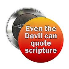 devil quote scripture... Button