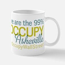 Occupy Asheville Mug