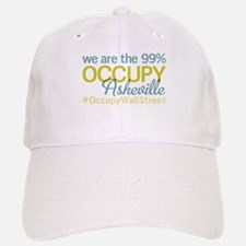 Occupy Asheville Baseball Baseball Cap
