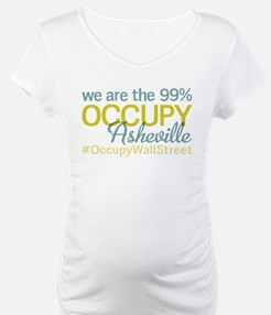 Occupy Asheville Shirt