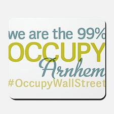 Occupy Arnhem Mousepad