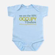 Occupy Arnhem Infant Bodysuit