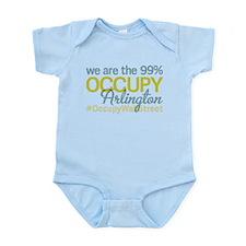 Occupy Arlington Infant Bodysuit