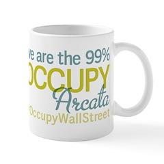 Occupy Arcata Mug