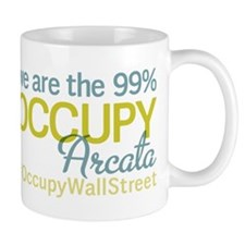 Occupy Arcata Mug