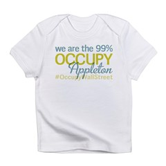 Occupy Appleton Infant T-Shirt
