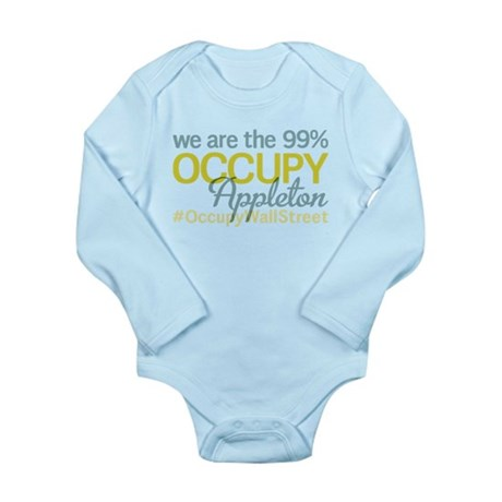 Occupy Appleton Long Sleeve Infant Bodysuit