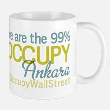 Occupy Ankara Small Small Mug