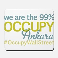 Occupy Ankara Mousepad