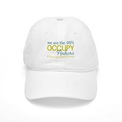 Occupy Ankara Baseball Cap