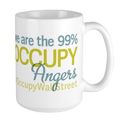 Occupy Angers Mug