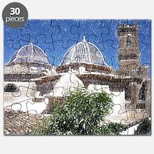 Spanish Church Puzzle