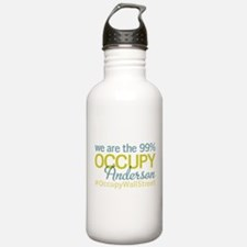 Occupy Anderson Water Bottle
