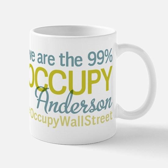 Occupy Anderson Mug