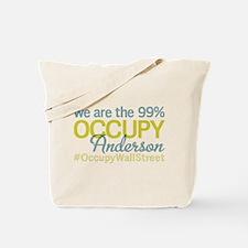 Occupy Anderson Tote Bag