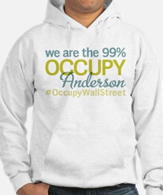 Occupy Anderson Hoodie