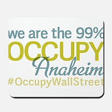 Occupy Anaheim Mousepad