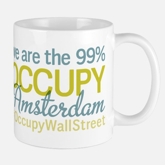 Occupy Amsterdam Mug