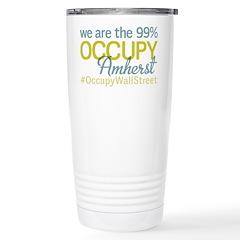 Occupy Amherst Travel Mug