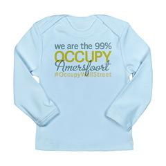 Occupy Amersfoort Long Sleeve Infant T-Shirt