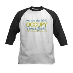 Occupy Amersfoort Kids Baseball Jersey