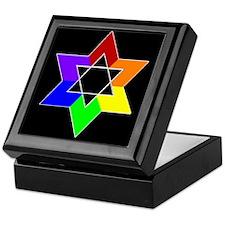 Rainbow Jew #1A & #1B - Keepsake Box