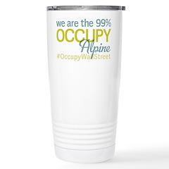 Occupy Alpine Stainless Steel Travel Mug